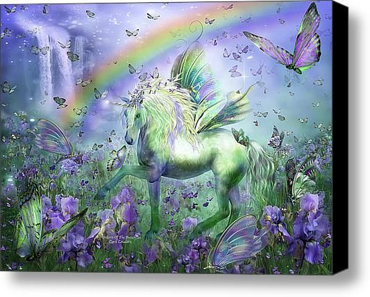 Unicorn Pictures To Print | ... print framed print greeting card canvas print acrylic print metal