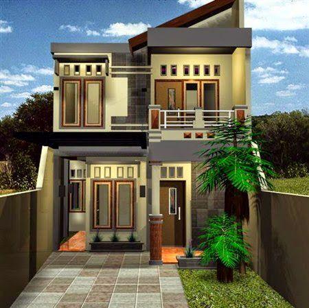 rumah minimalis 2018 (dengan gambar)   desain exterior