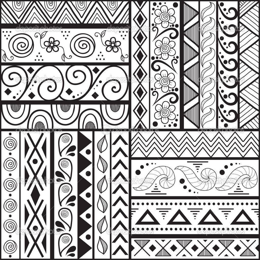 Images About Simple Designs And Patterns