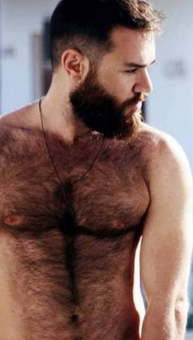 Pin By Terry Barbour On Hairy Chest  Hairy Men, Scruffy -4874