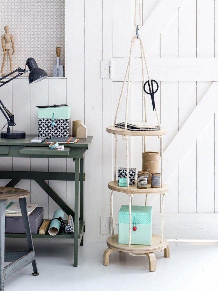 Hocker Aus Ikea Holz Frosta Regal Seile Selber Bauen Die Besten