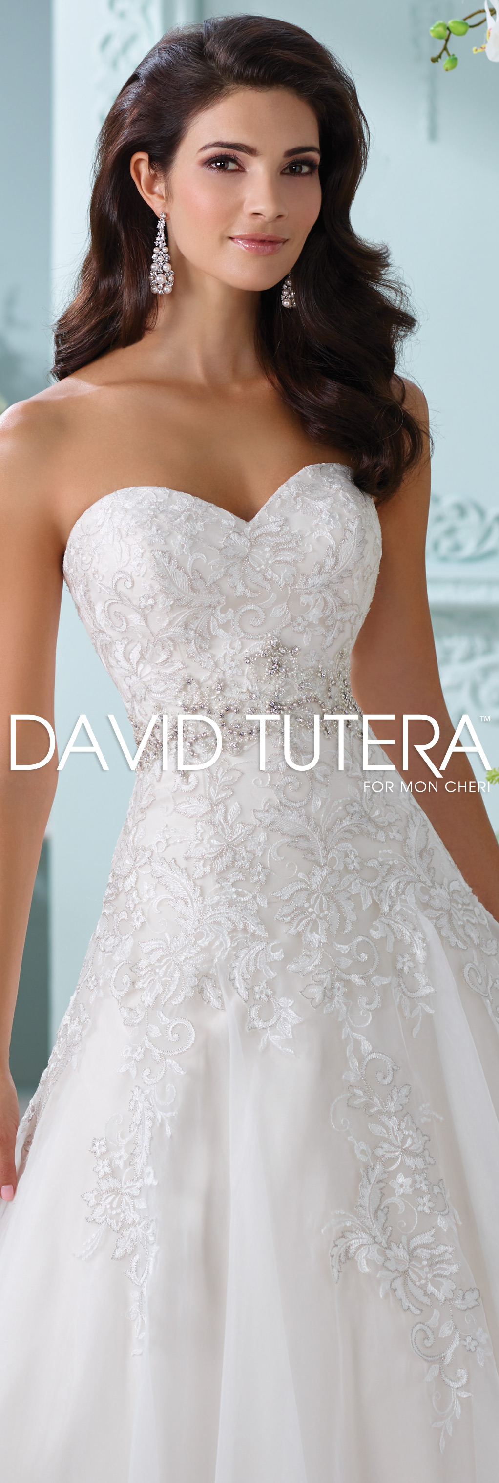 Unique wedding dresses spring martin thornburg david tutera
