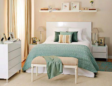 Como Decorar Un Dormitorio Matrimonial Pequeno Dormitorios Decoracion De Dormitorio Matrimonial Decoracion Habitacion Matrimonial
