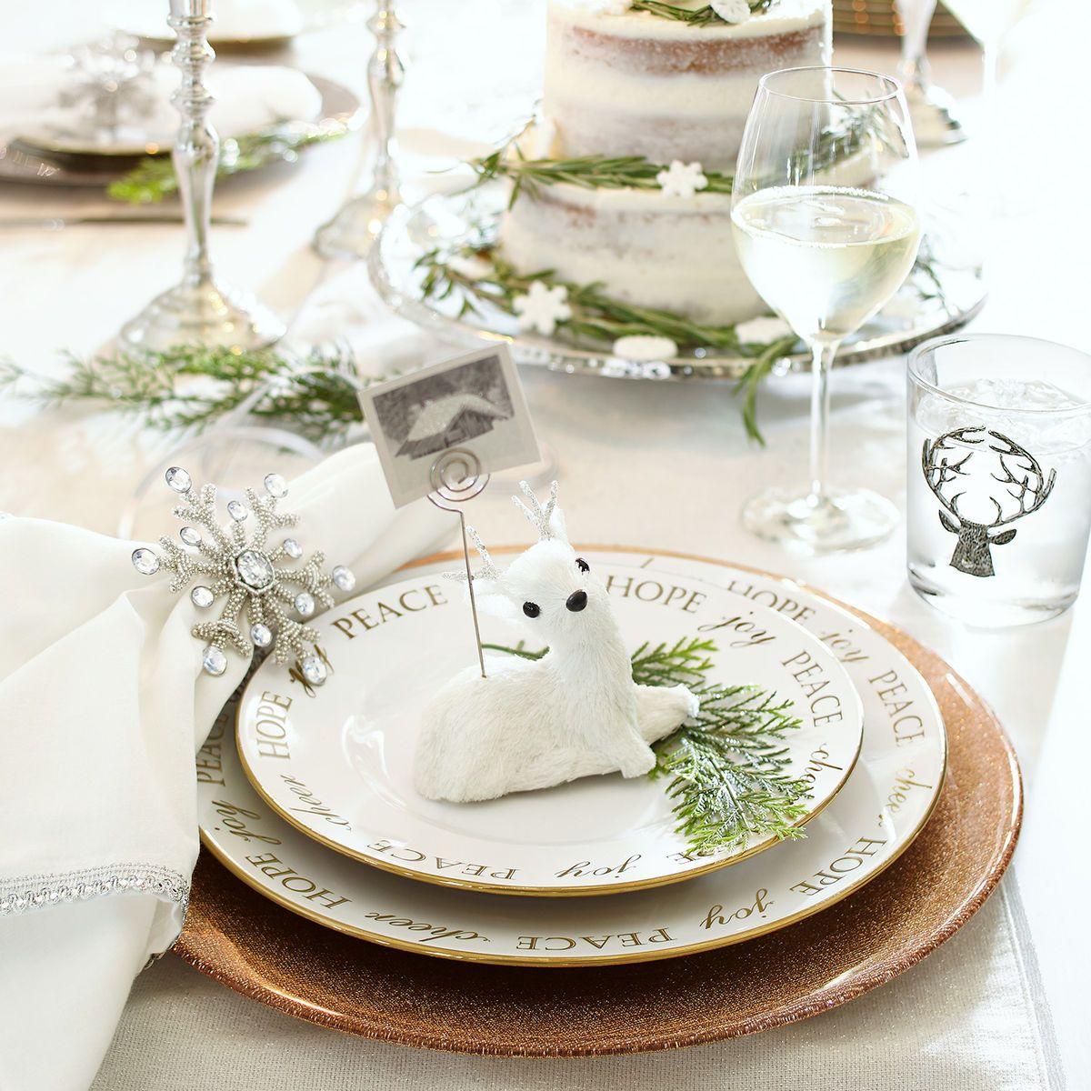 Holiday Peace u0026 Joy Porcelain Dinnerware | Pier 1 Imports & Holiday Peace u0026 Joy Porcelain Dinnerware | Pier 1 Imports ...