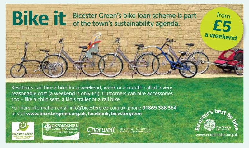 Nice Advert For A Bike Loan Scheme Inspiration For Worcester Bike