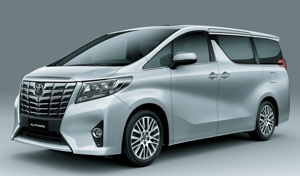 Toyota Recently Launched An Innovative Car Sharing Program That Is Controlled Through A Mobile App Toyota Alphard Toyota Mini Van