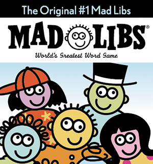 Mad Libs.  #90s #00s #memories #word #game