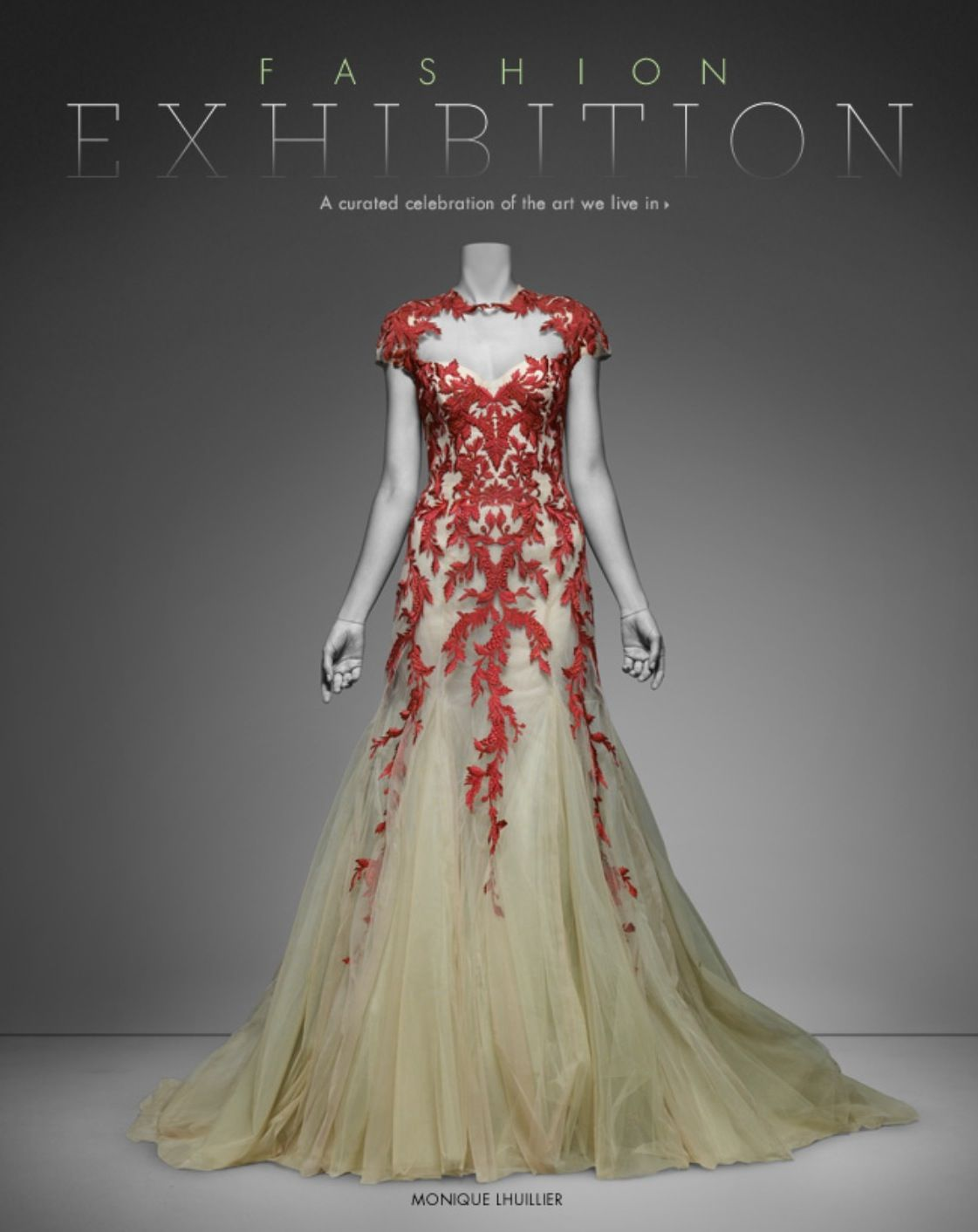 2012 Neiman Marcus ad campaign featuring Monique Lhuillier | Dresses ...