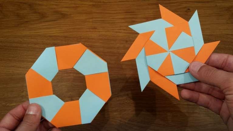 Elegant Origami Transformer Instructions Best Photos For World