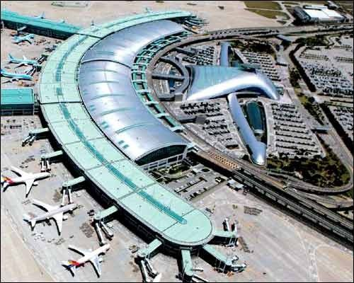 Incheon International Airport Seoul South Korea places to visit