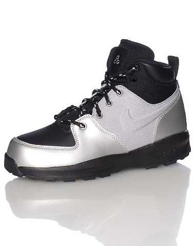 FashionVault  Nike  Boys  Footwear - Check this   NIKE BOYS Silver ... 6226b080c2