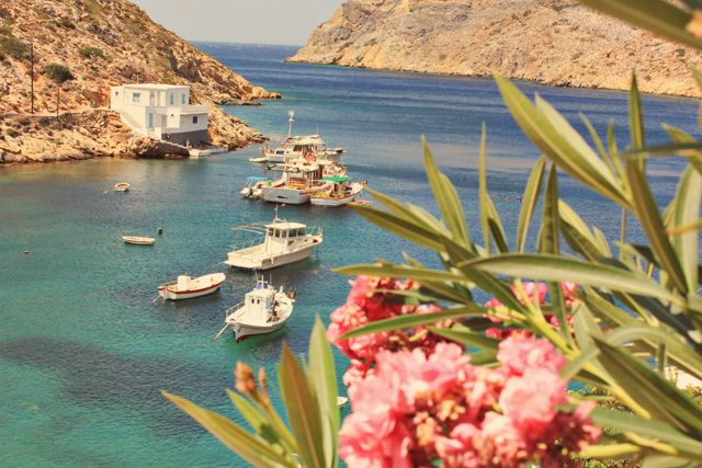 Sifnos, Greece by Lorelai Sebastian