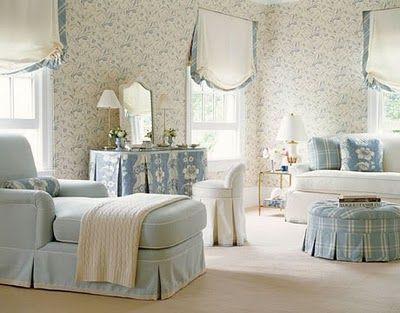 Bagno Degli Ospiti In Francese : Blue bedroom mary droke paula s fav for the home
