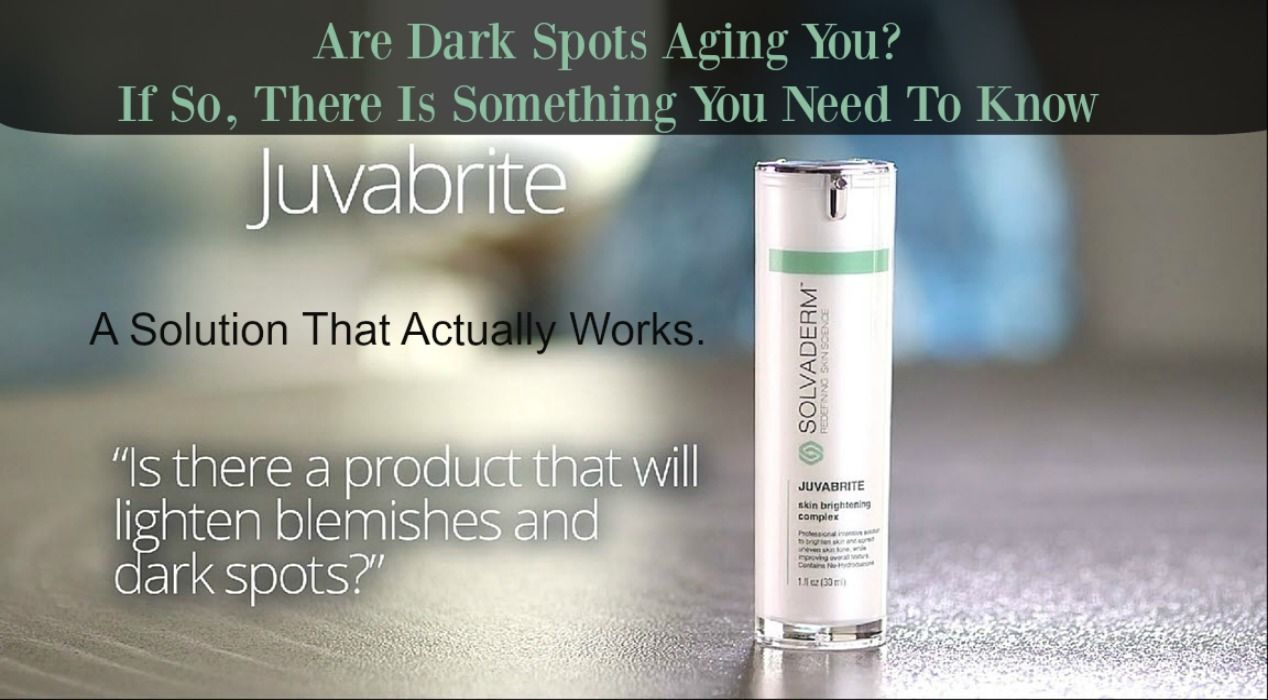 Are dark spots aging you skin brightening lighten dark