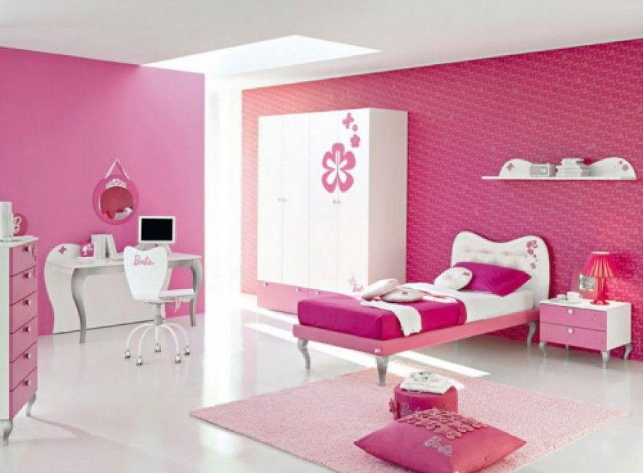 Bon Bedroom Interior Design Cute Pink And Purple Teenage Girls Bedroom
