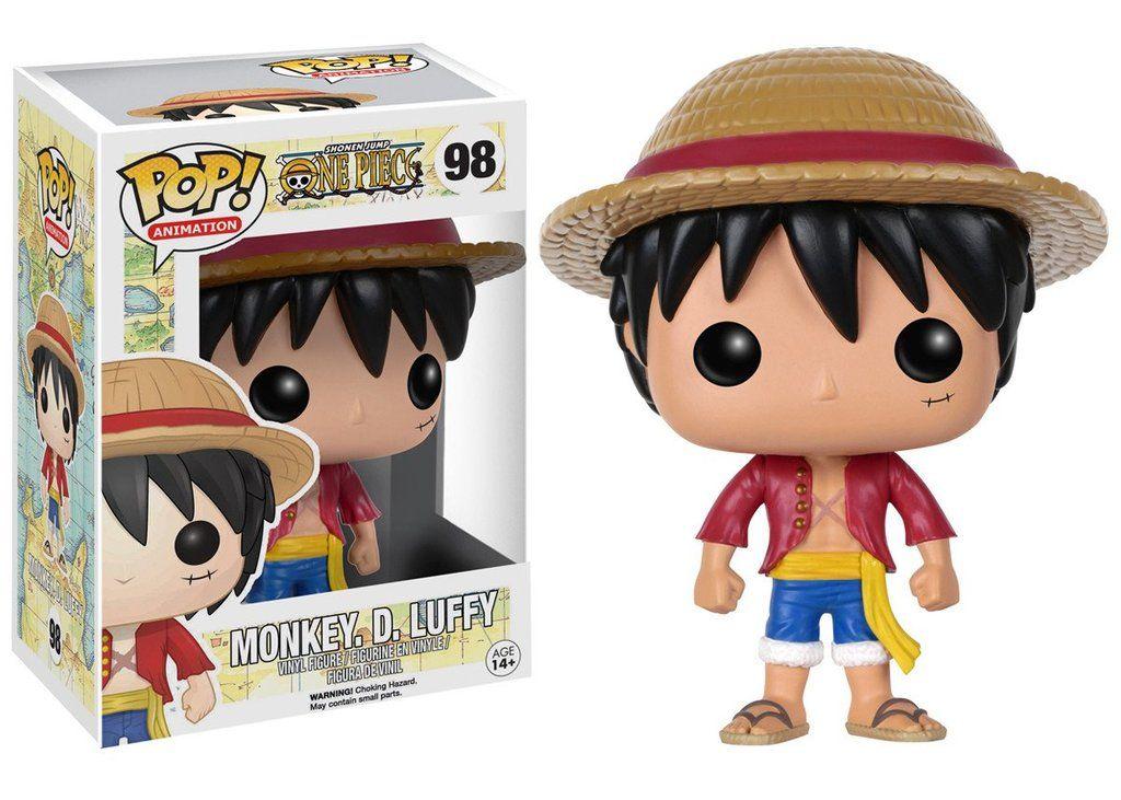Monkey D Luffy Funko Pop In 2020 Funko Pop Anime Luffy Funko Pop One Piece
