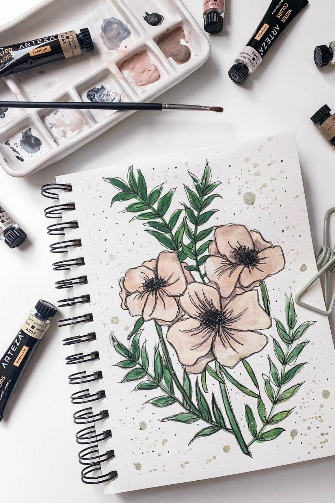Watercolor Premium Artist Paint, 12ml Tubes – Set of 60