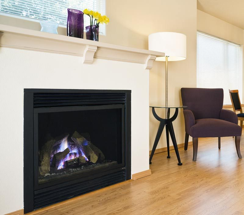 Converting Wood Fireplaces To Gas Wood Fireplace Fireplace Home