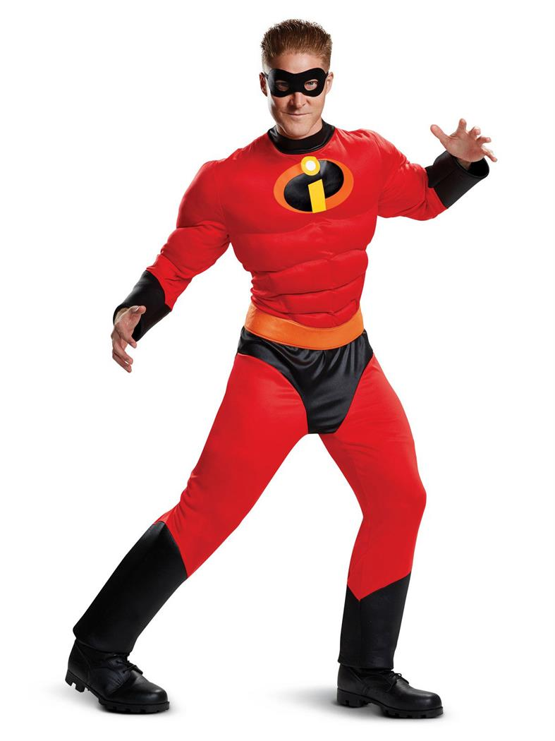 mr incredible kostum