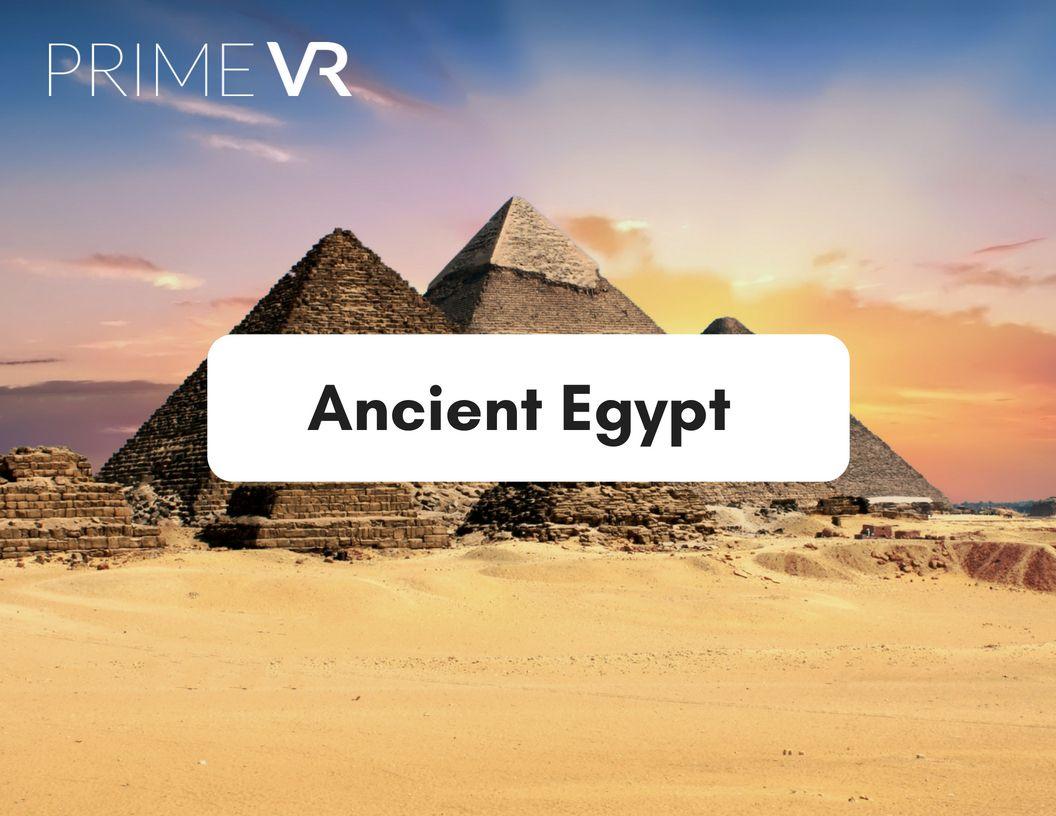 Ancient Egypt Literacy Lesson Bundle