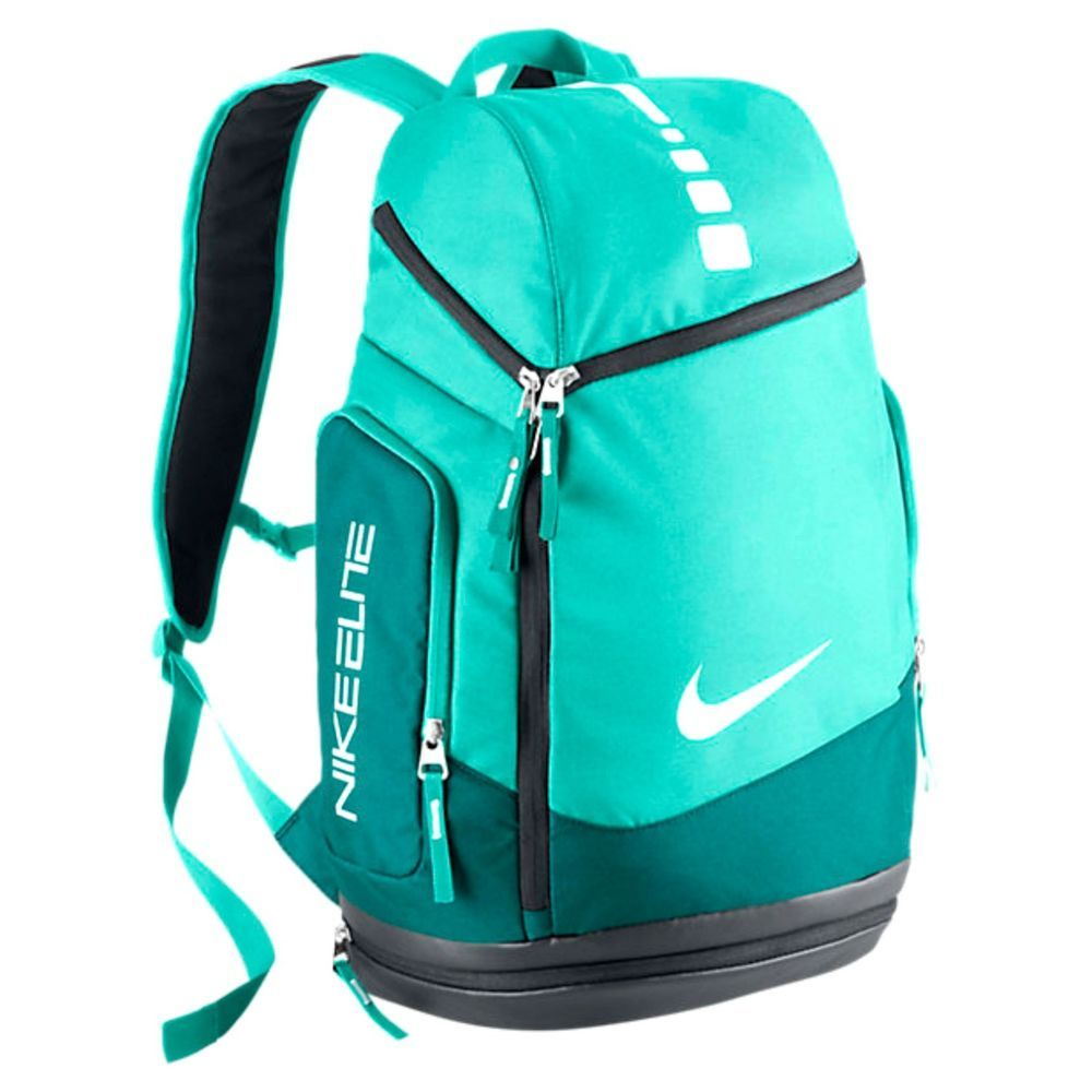 best website 39504 fc38b NIKE HOOPS ELITE MAX AIR TEAM BACKPACK SCHOOL BAG