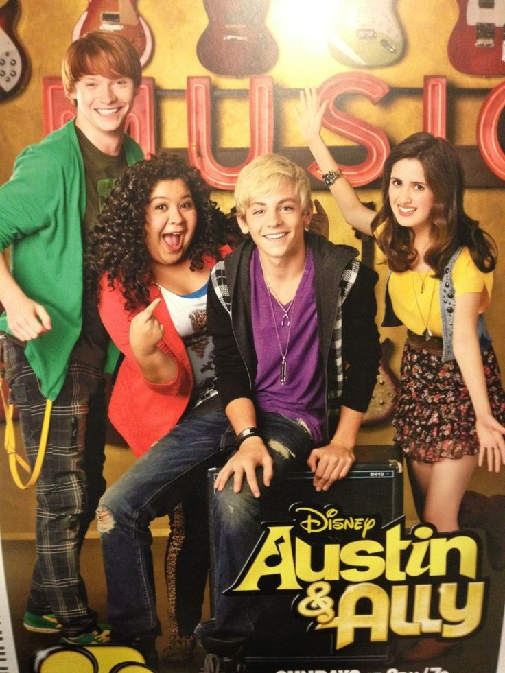 Austin Ally Is A New Disney Channel Show That I Automatically