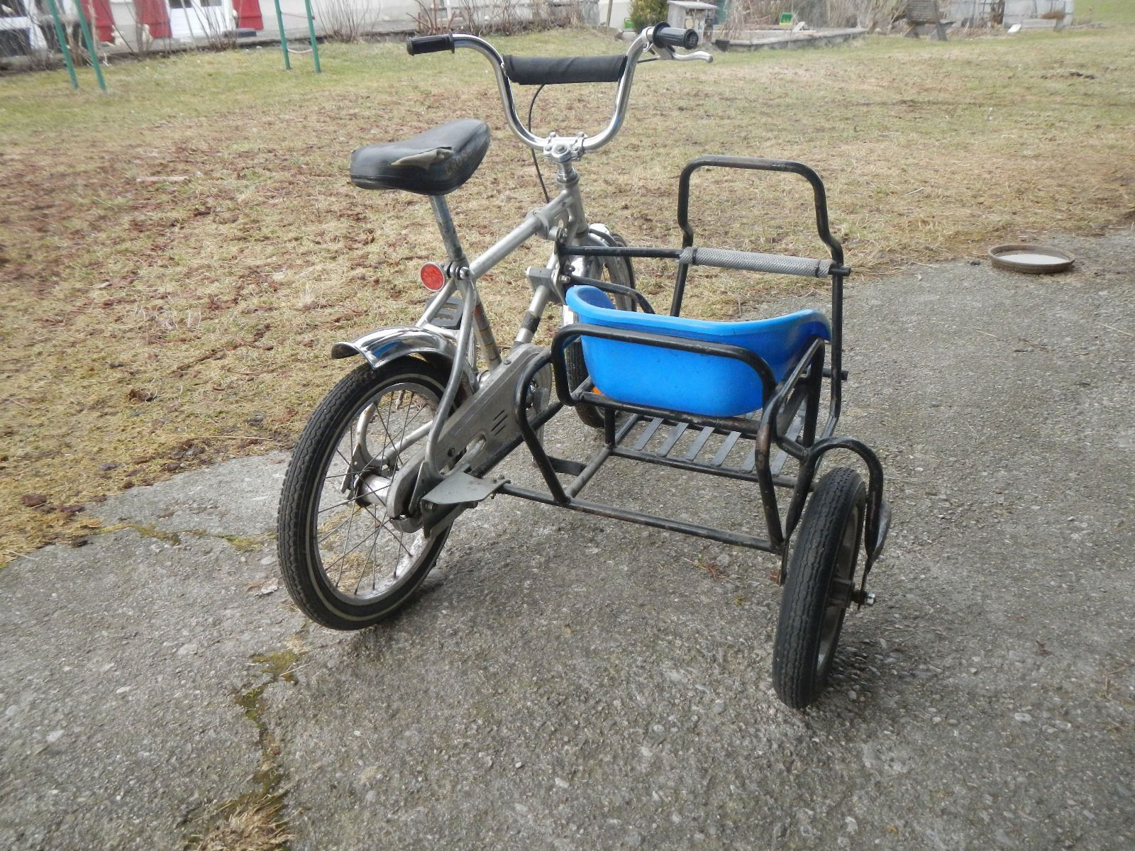 fahrrad beiwagen für kinder