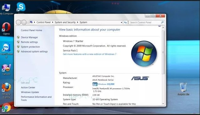 microsoft windows 7 free download full version with key