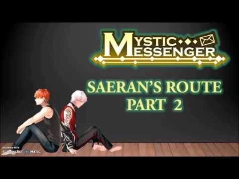 Saeran's Route part 2
