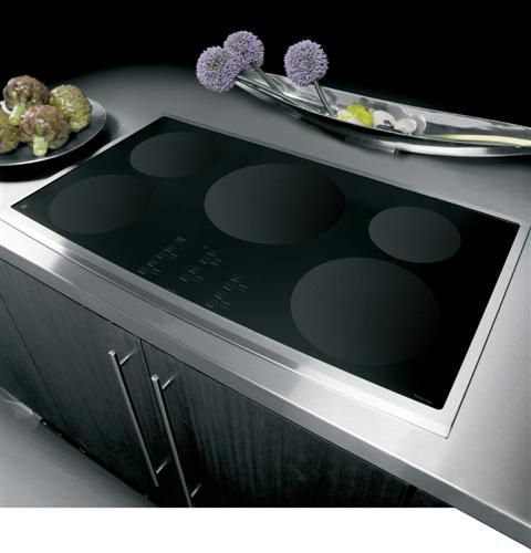 Our Ge 36 Electric Induction Cooktop Features An 11 Induction