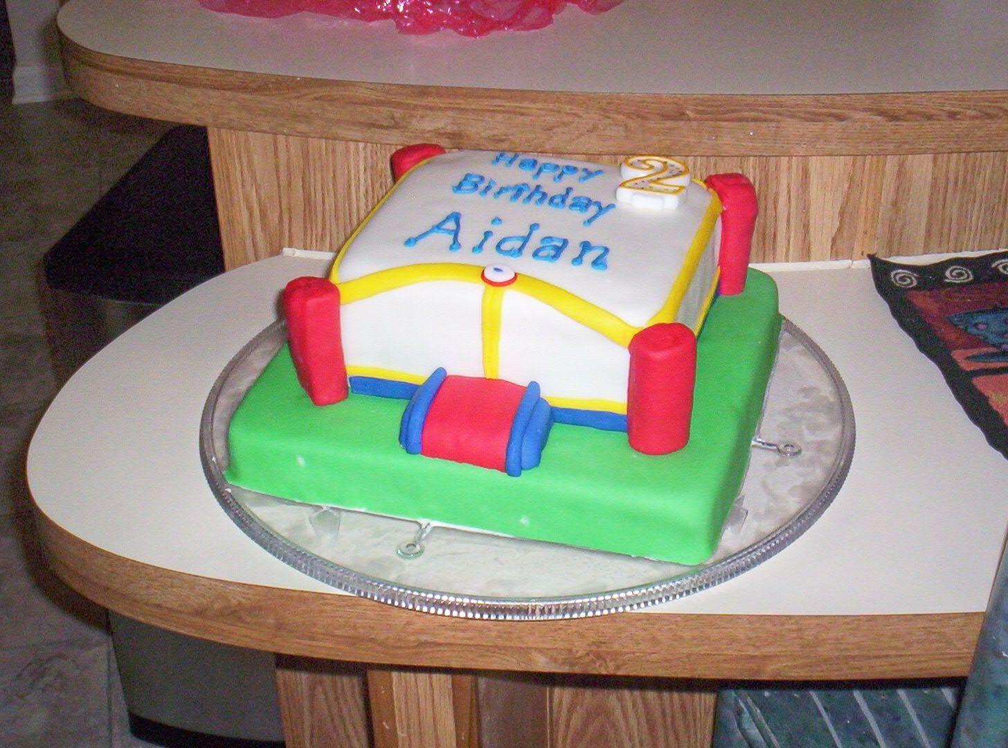 Birthday Cake Jump Houses Bounce House