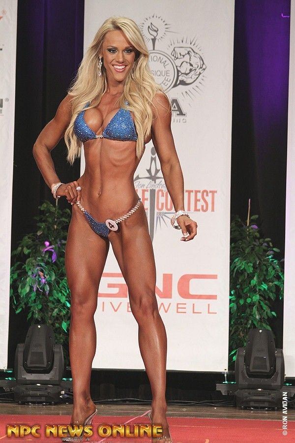Tawna Eubanks Wins the 2014 Orange County Pro Bikini!