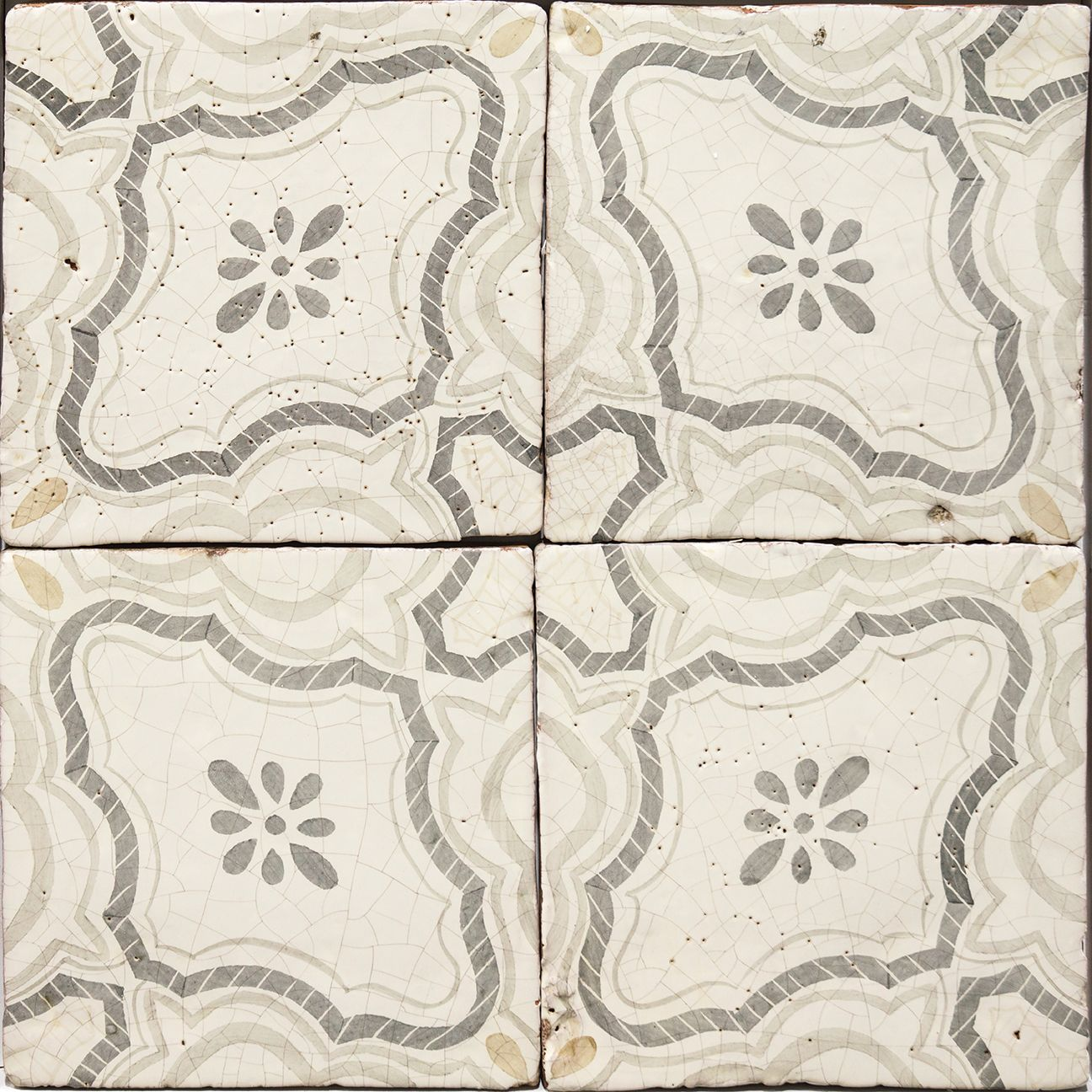 Taking Inspiration From 19th And 20th Century Sicilian Baldosa Style Tiles Marsala Pays Homage To The Lively Imperfect Nature O Style Tile Flooring Handcraft