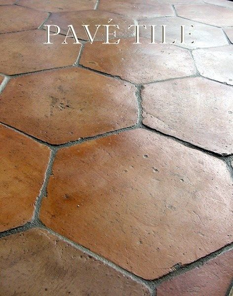 Farmhouse Provençal Tomette Terra Cotta Tile Flooring Stop by Big Bob's Flooring Outlet Colorado