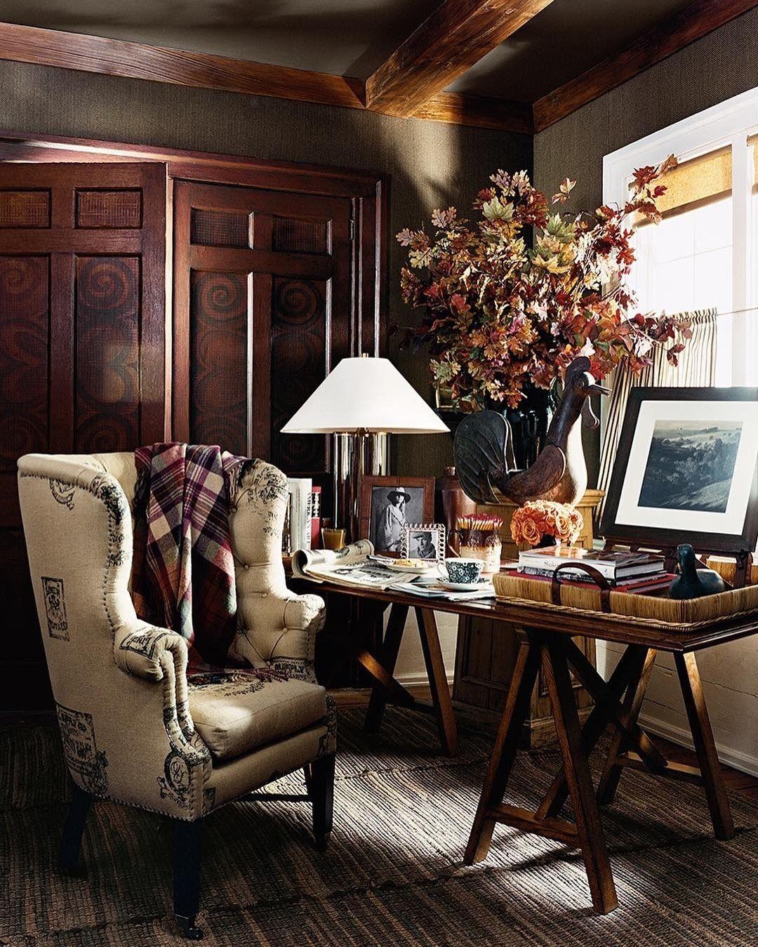 Ralph Lauren Home Living Room