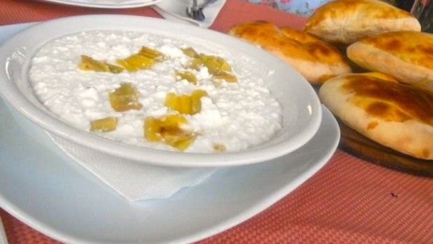 Recipe: Albanian Peppers and Cream