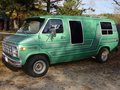 My 1979 Chevy G20 Van Chevy Van Vintage Vans Vans