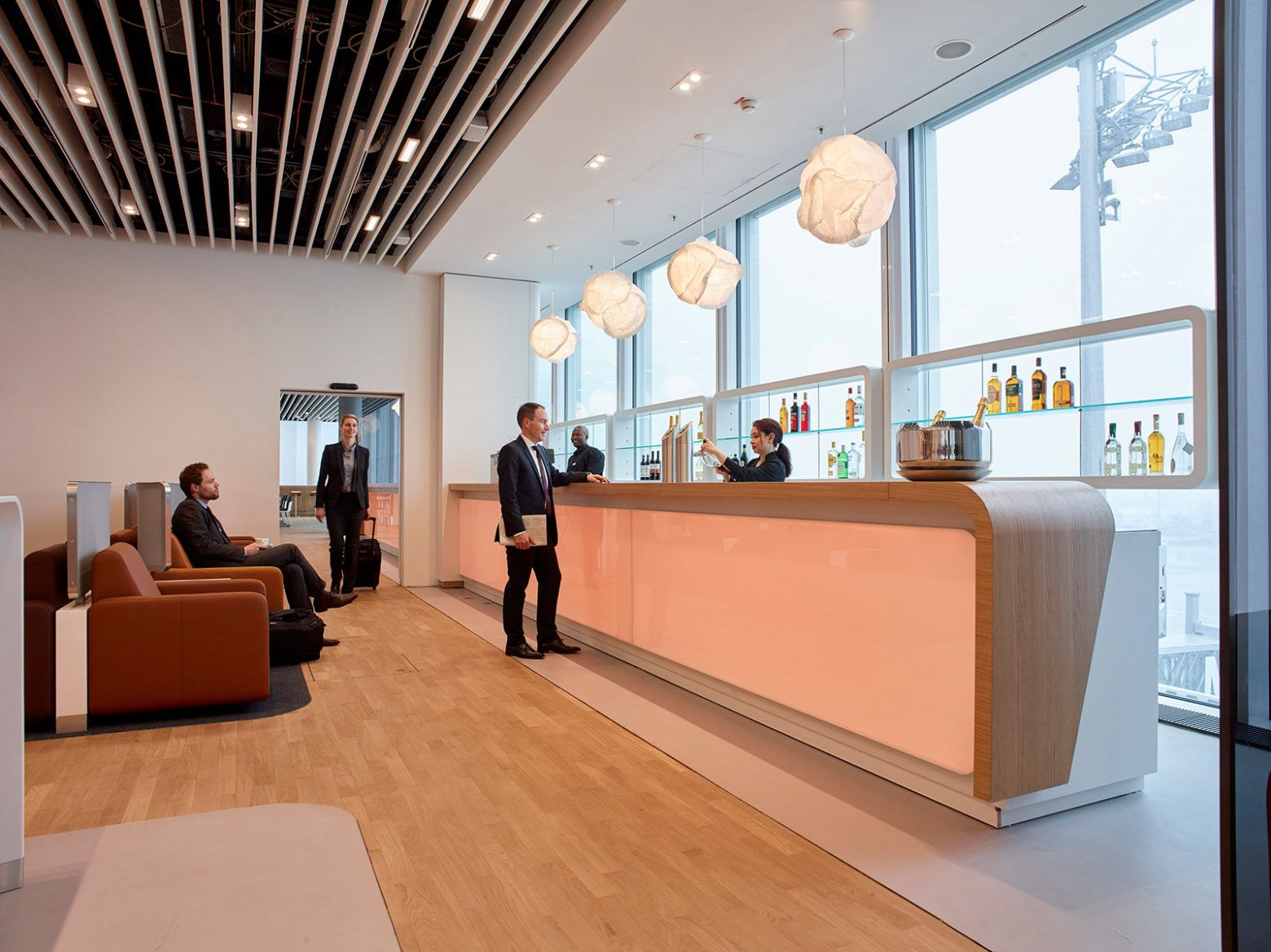Best Airport Lounges In The World 2019
