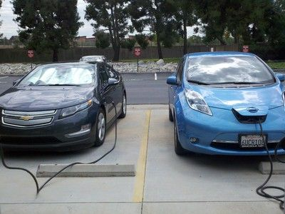 January Sales Are In For Gm S Volt And Nissan S Leaf With Images
