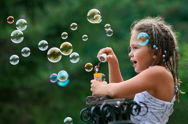Фотосессия для ребенка: создаем воспоминания