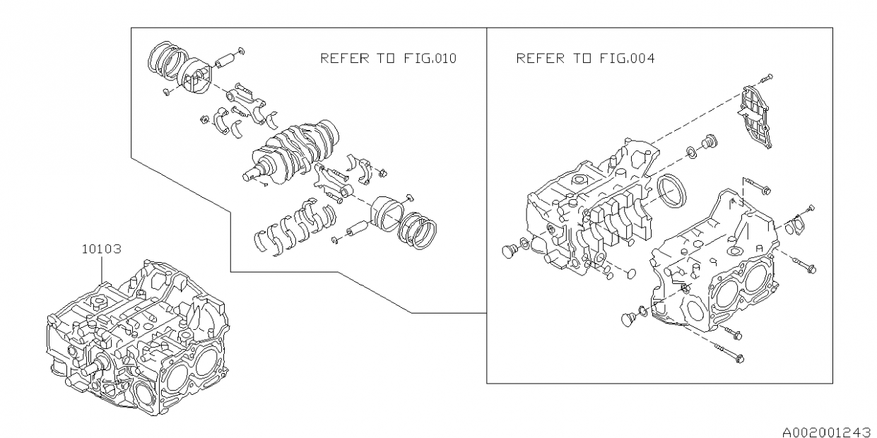 7 Subaru Impreza Engine Diagram di 2020