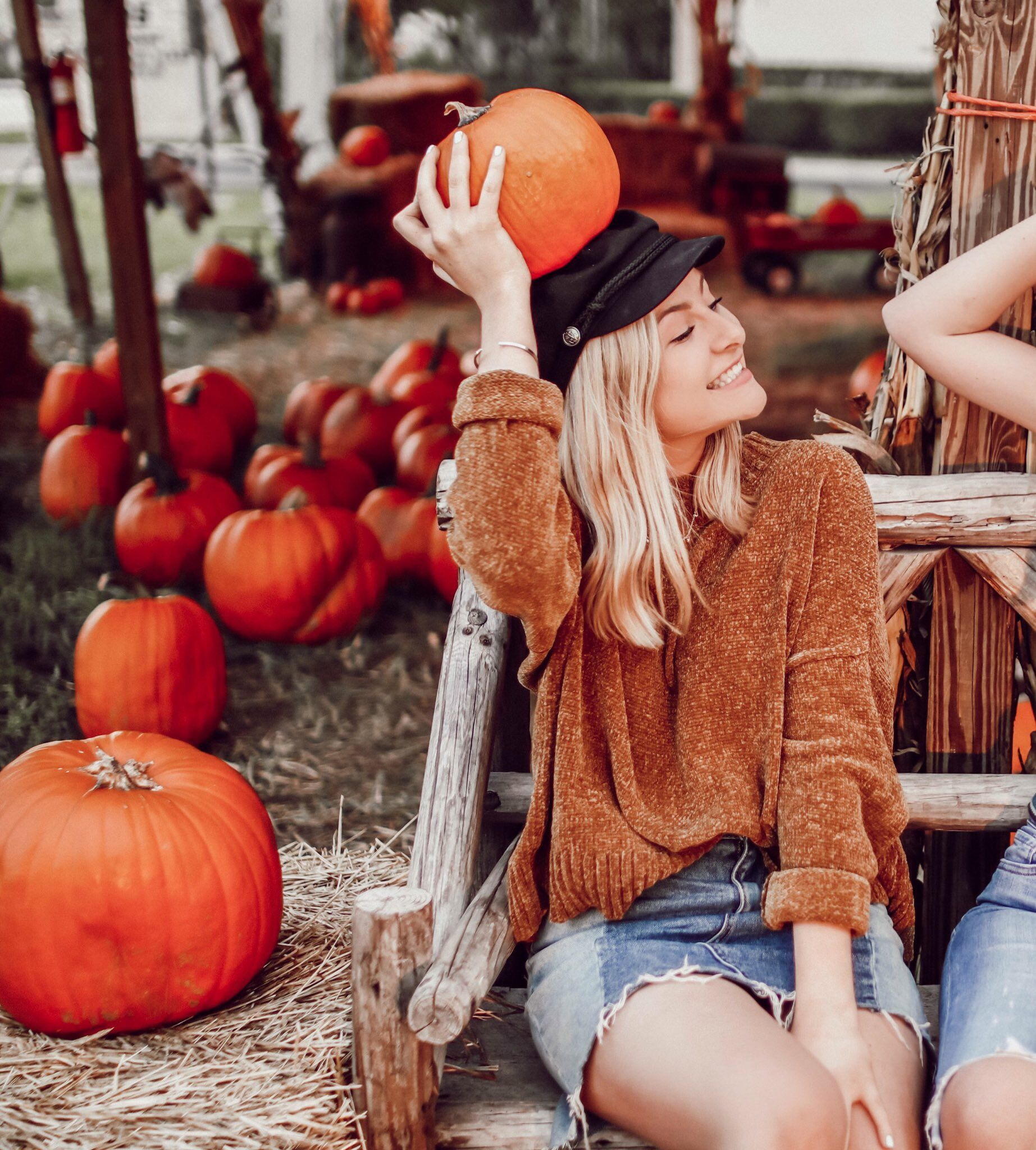 The Perfect Pumpkin Patch OOTD