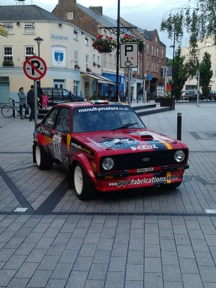 Mk2 Escort | cars | Pinterest | Ford escort, Rally and Ford