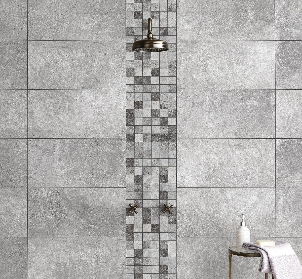 Toscana Silver Rectified Wall And Floor Tiles In 2019