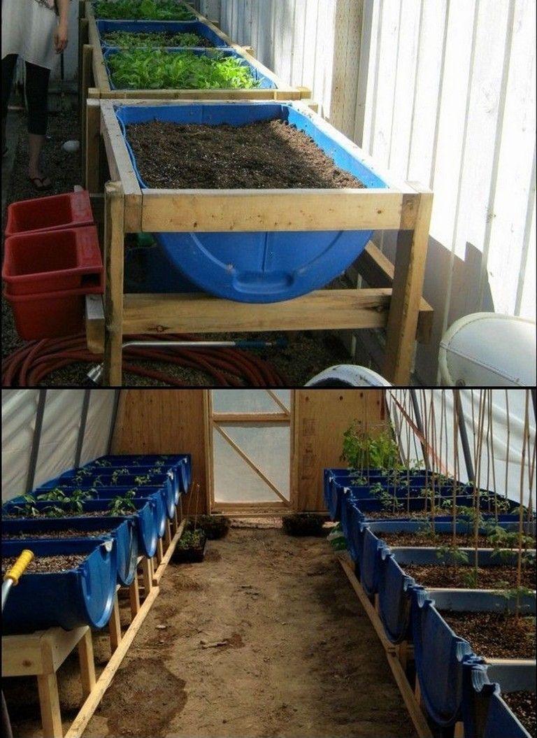 31 simple diy wooden raised planter for simple garden