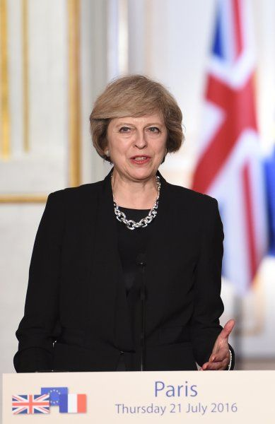 brexit theresa may für eu-austritt vor bundestagswahl 2017