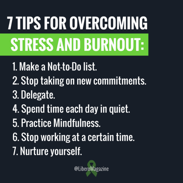 Stress Awareness Week: Are you Stressed? 7 Tips (With ...