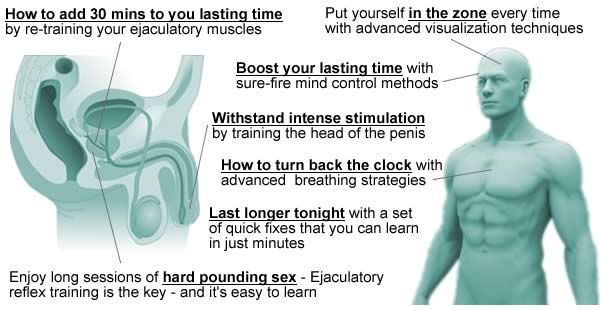 How to last a long time during sex