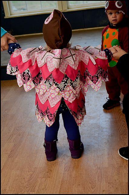 Owl Costume tutorial Crafts Pinterest Costume tutorial, Owl - halloween girl costume ideas