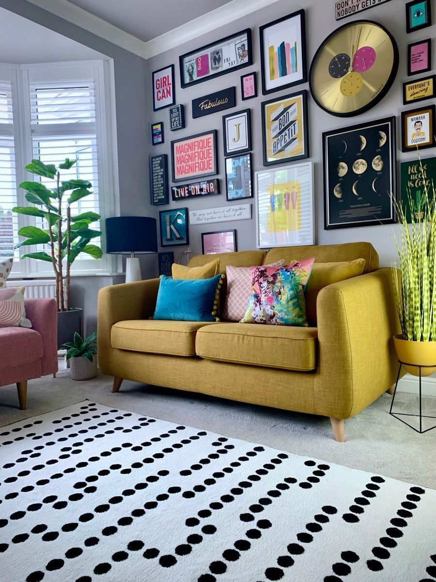 5 Easy Ways to Design a Gallery Wall